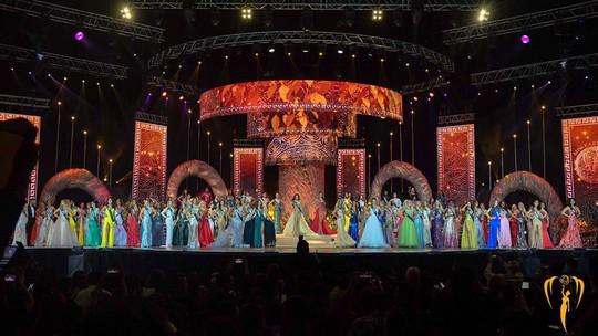 Ban tổ chức Hoa hậu Trái đất lên tiếng vụ thí sinh tố bị gạ tình - Ảnh 1.