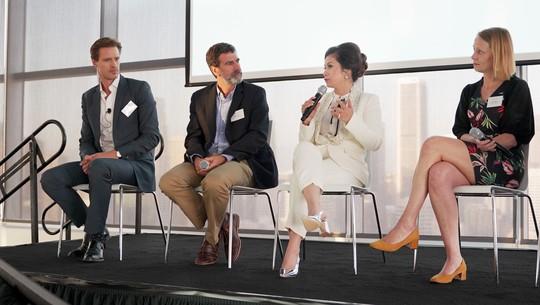 Bà Lê Hoàng Diệp Thảo khẳng định tiếng nói của cà phê Việt Nam trên diễn đàn CEO toàn cầu - ảnh 3