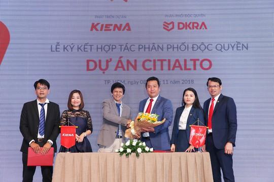 DKRA Vietnam phân phối độc quyền dự án CitiAlto - Ảnh 1.