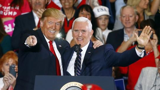 Ông Trump phái phó tướng tới châu Á để đấu Trung Quốc - ảnh 1