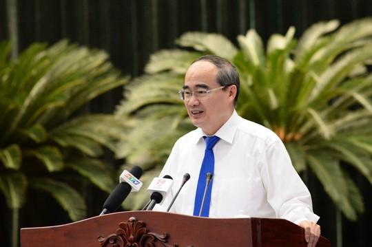 TP HCM sẽ thành lập tổ công tác đền bù tái định cư - Ảnh 1.