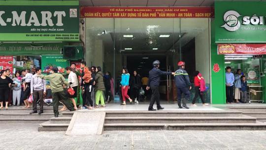 Phát hiện thi thể phụ nữ trong vụ cháy tại chung cư Linh Đàm - Ảnh 3.