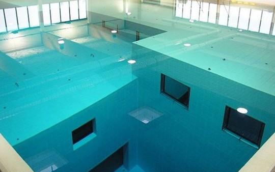 Chiêm ngưỡng những bể bơi trong nhà bậc nhất thế giới - Ảnh 2.