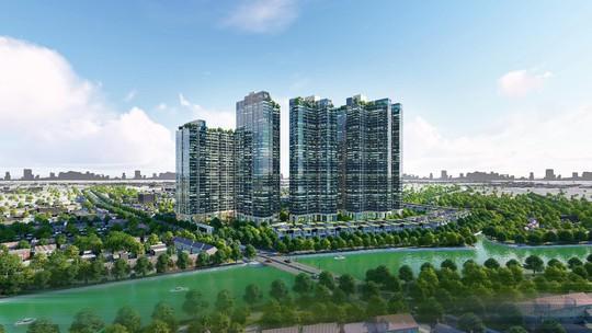 Sunshine City Sài Gòn - dấu ấn Nam tiến của ông lớn bất động sản - Ảnh 2.