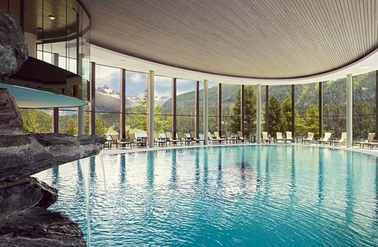 Chiêm ngưỡng những bể bơi trong nhà bậc nhất thế giới - Ảnh 11.