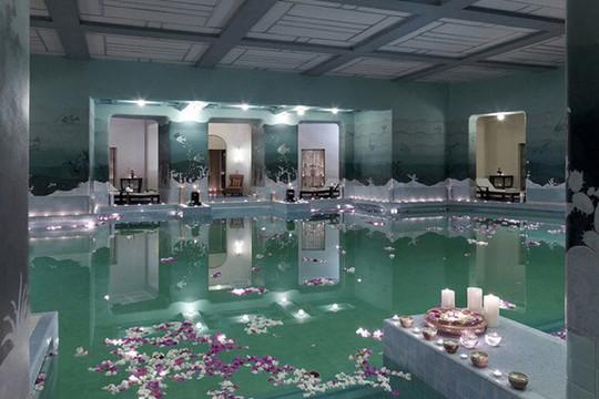 Chiêm ngưỡng những bể bơi trong nhà bậc nhất thế giới - Ảnh 12.