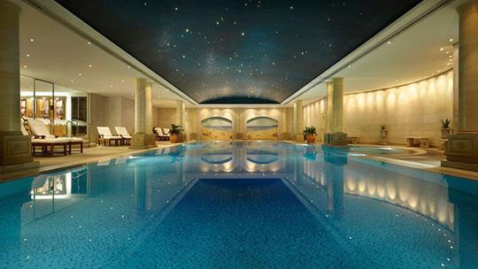 Chiêm ngưỡng những bể bơi trong nhà bậc nhất thế giới - Ảnh 13.