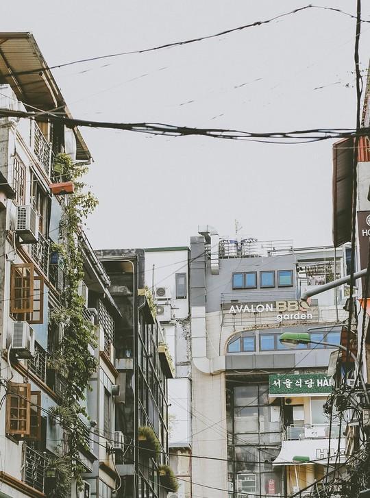 Ngắm Hà Nội xưa cũ qua những con phố nghìn năm tuổi - Ảnh 18.