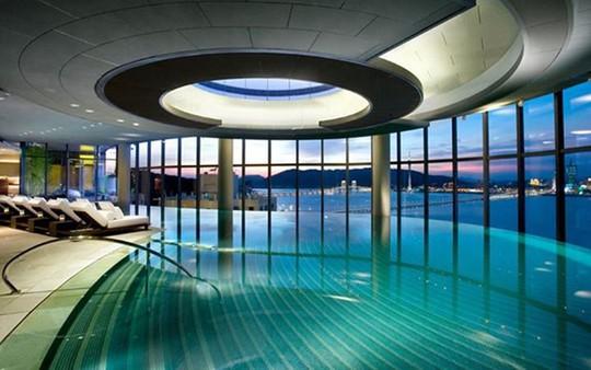Chiêm ngưỡng những bể bơi trong nhà bậc nhất thế giới - Ảnh 3.