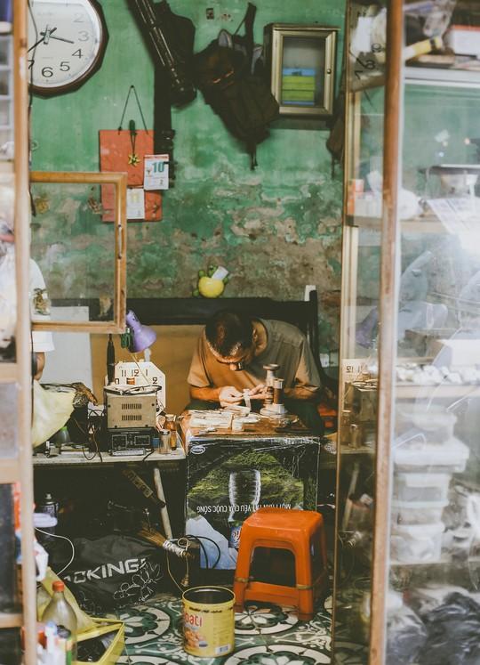 Ngắm Hà Nội xưa cũ qua những con phố nghìn năm tuổi - Ảnh 30.