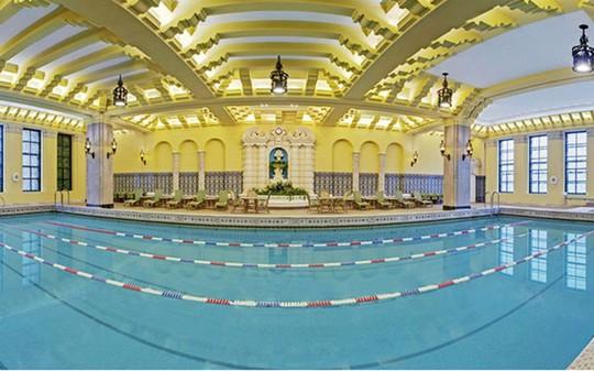 Chiêm ngưỡng những bể bơi trong nhà bậc nhất thế giới - Ảnh 6.
