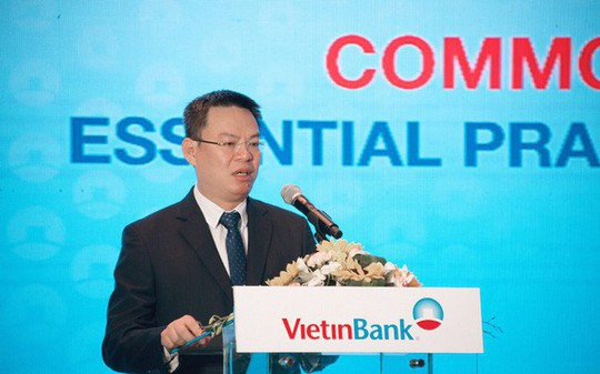 Vietinbank có tổng giám đốc mới - Ảnh 1.