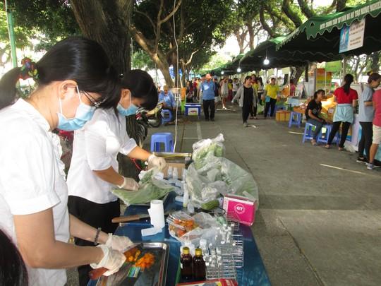 Giảm tỉ lệ thực phẩm không đạt yêu cầu an toàn