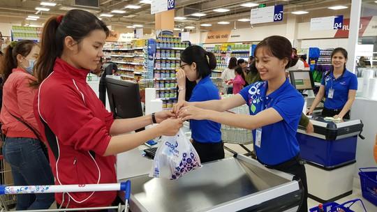 Ba siêu thị mới trong hệ thống Co.opmart bán hàng giá 0 đồng - Ảnh 2.