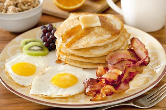 17 món trên thế giới hay dùng cho bữa ăn sáng - Ảnh 1.