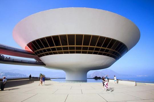 Lạc lối với 15 bảo tàng đẹp nhất thế giới - Ảnh 14.