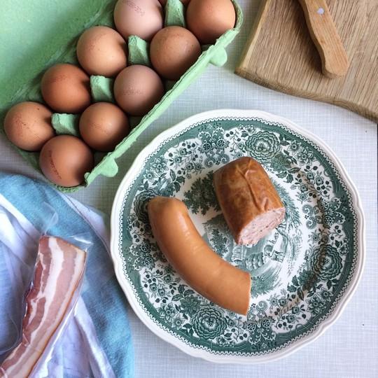 17 món trên thế giới hay dùng cho bữa ăn sáng - Ảnh 3.