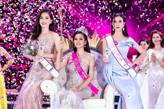 Hoa hậu Việt: Gian nan và cạm bẫy (*): Hoa hậu Trần Tiểu Vy: Bản lĩnh tuổi trẻ - Ảnh 1.