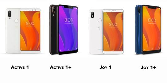 Vsmart ra mắt 4 smart phone tầm trung, giá rẻ - Ảnh 1.