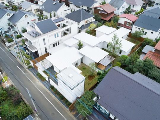 Ngôi nhà Nhật được trao giải thiết kế đẹp nhất 2018 - Ảnh 1.