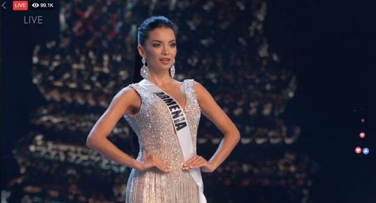 Bán kết Miss Universe 2018: HHen Niê khoe vóc dáng nóng bỏng - Ảnh 5.