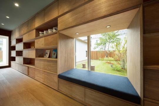 Ngôi nhà Nhật được trao giải thiết kế đẹp nhất 2018 - Ảnh 12.