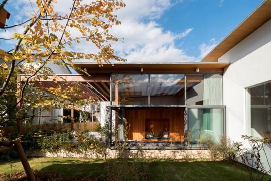 Ngôi nhà Nhật được trao giải thiết kế đẹp nhất 2018 - Ảnh 13.