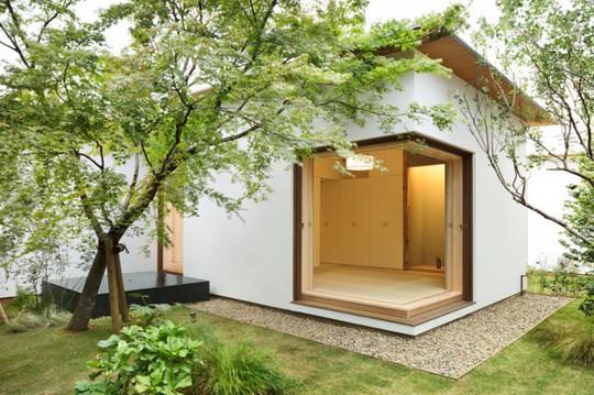 Ngôi nhà Nhật được trao giải thiết kế đẹp nhất 2018 - Ảnh 3.