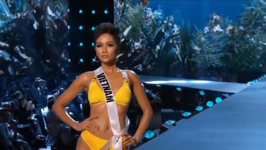Bán kết Miss Universe 2018: HHen Niê khoe vóc dáng nóng bỏng - Ảnh 3.