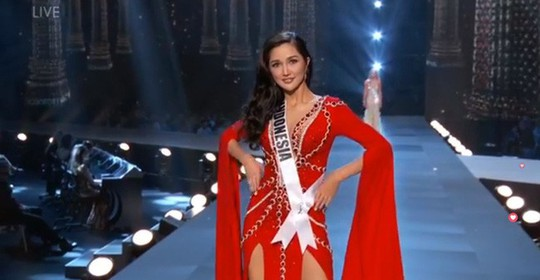 Bán kết Miss Universe 2018: HHen Niê khoe vóc dáng nóng bỏng - Ảnh 7.