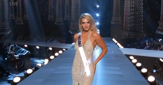 Bán kết Miss Universe 2018: HHen Niê khoe vóc dáng nóng bỏng - Ảnh 8.