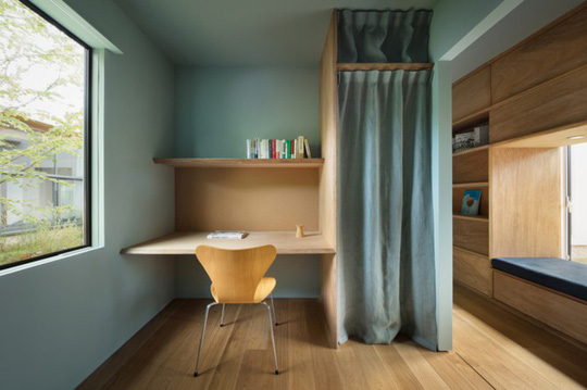 Ngôi nhà Nhật được trao giải thiết kế đẹp nhất 2018 - Ảnh 10.