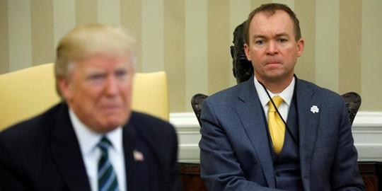 Ông Trump nổi giận vì không ai chịu làm chánh văn phòng Nhà Trắng? - Ảnh 1.