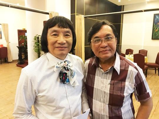 NSUT Minh Vuong Thanh Tuan to chuc live show cho My Chau tham gia