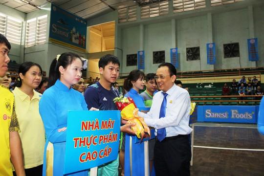 Tưng bừng hội thao Công đoàn Yến Sào Khánh Hòa - Ảnh 5.