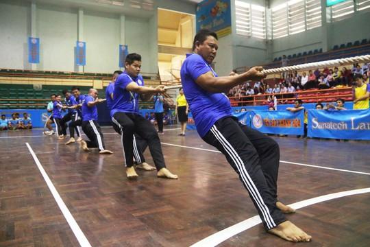 Tưng bừng hội thao Công đoàn Yến Sào Khánh Hòa - Ảnh 2.