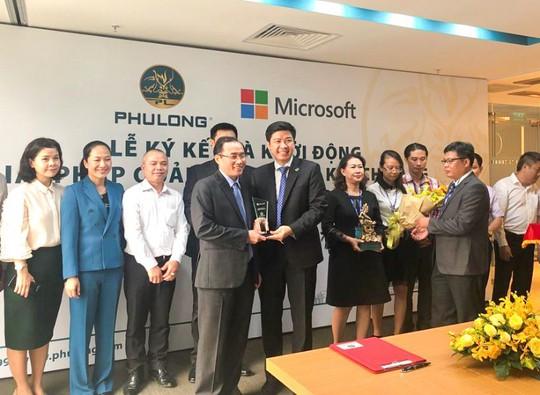 Phú Long triển khai dự án Quan hệ Khách hàng MICROSOFT DYNAMICS 365 - Ảnh 2.