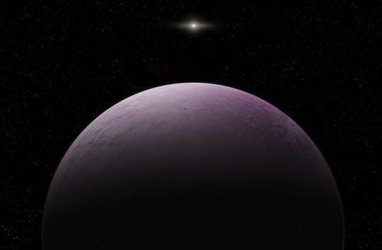 Hệ Mặt trời có hành tinh hồng, 1 năm bằng 1.000 năm trái đất - Ảnh 1.