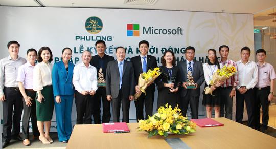 Phú Long triển khai dự án Quan hệ Khách hàng MICROSOFT DYNAMICS 365 - Ảnh 3.