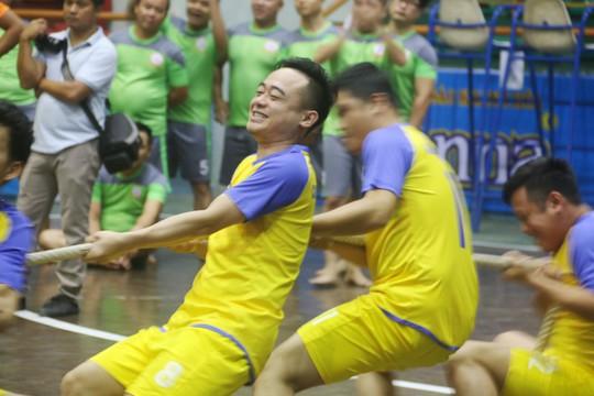 Gần 600 vận động viên đua tài tại hội thao Yến Sào Khánh Hòa - Ảnh 2.