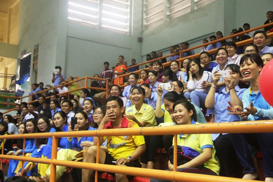 Gần 600 vận động viên đua tài tại hội thao Yến Sào Khánh Hòa - Ảnh 3.