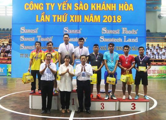 Gần 600 vận động viên đua tài tại hội thao Yến Sào Khánh Hòa - Ảnh 9.