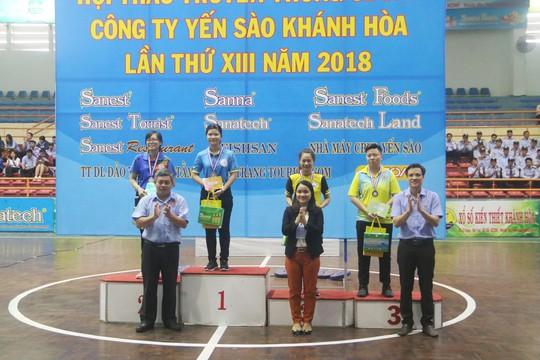 Gần 600 vận động viên đua tài tại hội thao Yến Sào Khánh Hòa - Ảnh 10.
