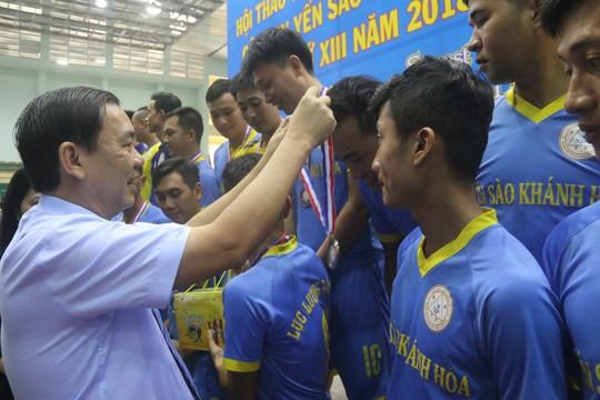 Gần 600 vận động viên đua tài tại hội thao Yến Sào Khánh Hòa - Ảnh 8.
