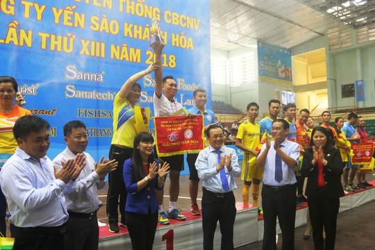 Gần 600 vận động viên đua tài tại hội thao Yến Sào Khánh Hòa - Ảnh 6.
