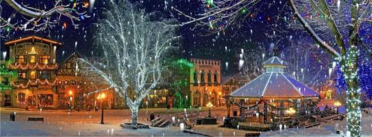 Ngắm những ngôi nhà đẹp như cổ tích trong mùa Giáng sinh - Ảnh 27.