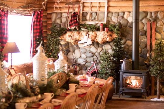 Ngắm những ngôi nhà đẹp như cổ tích trong mùa Giáng sinh - Ảnh 30.