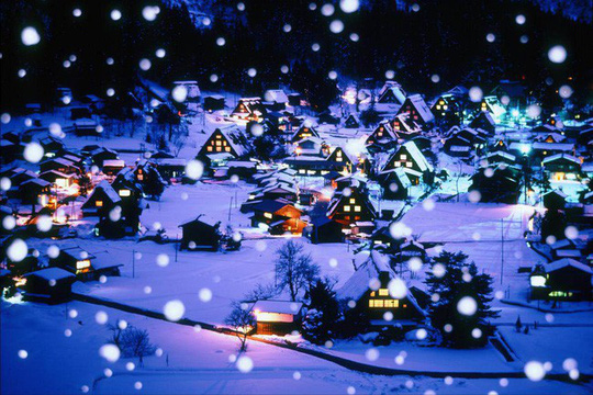 Ngắm những ngôi nhà đẹp như cổ tích trong mùa Giáng sinh - Ảnh 35.