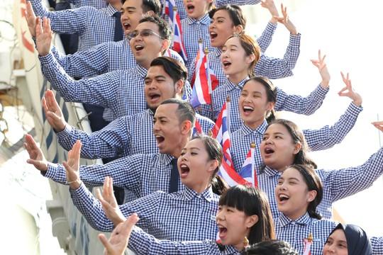 Tàu Nhật Bản chở 326 thanh niên ưu tú cập cảng Cát Lái - Ảnh 3.