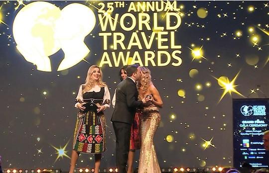 Tuyệt tác nghỉ dưỡng trên bán đảo Sơn Trà đạt giải thưởng Khu nghỉ dưỡng thân thiện với môi trường nhất thế giới - Ảnh 2.